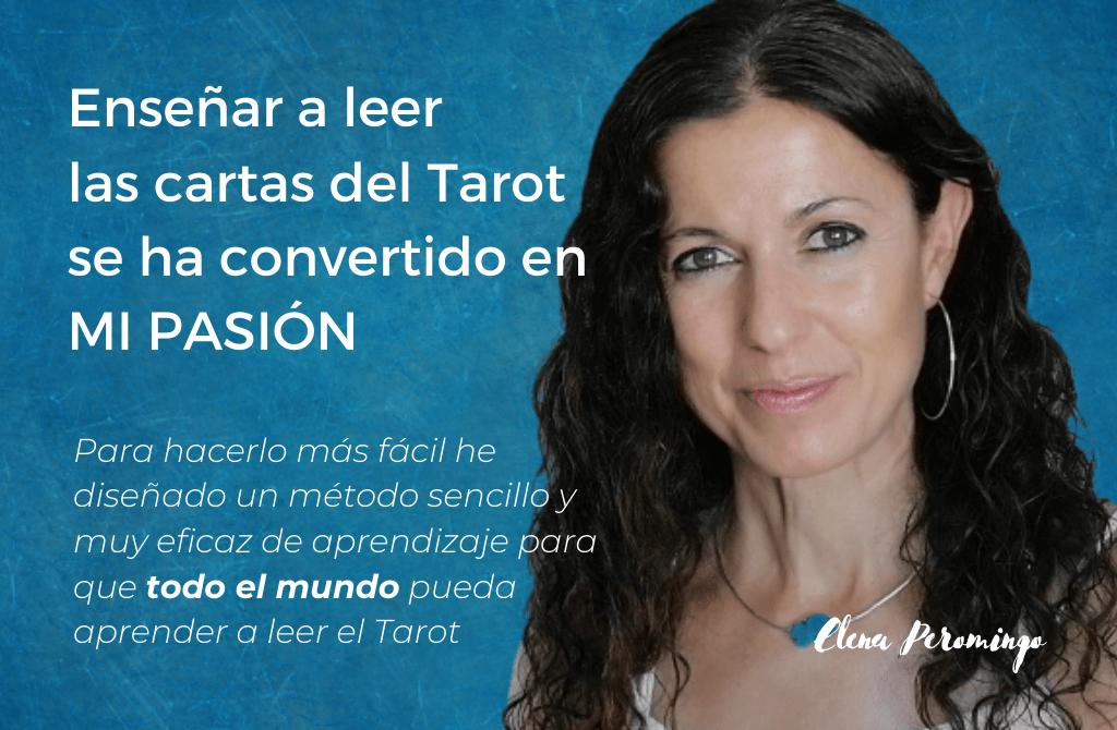 imagen Elena Králova te enseña a leer las cartas del Tarot
