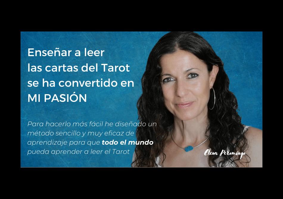 Elena Královna enseña a leer las cartas del tarot con un método sencillo y eficaz