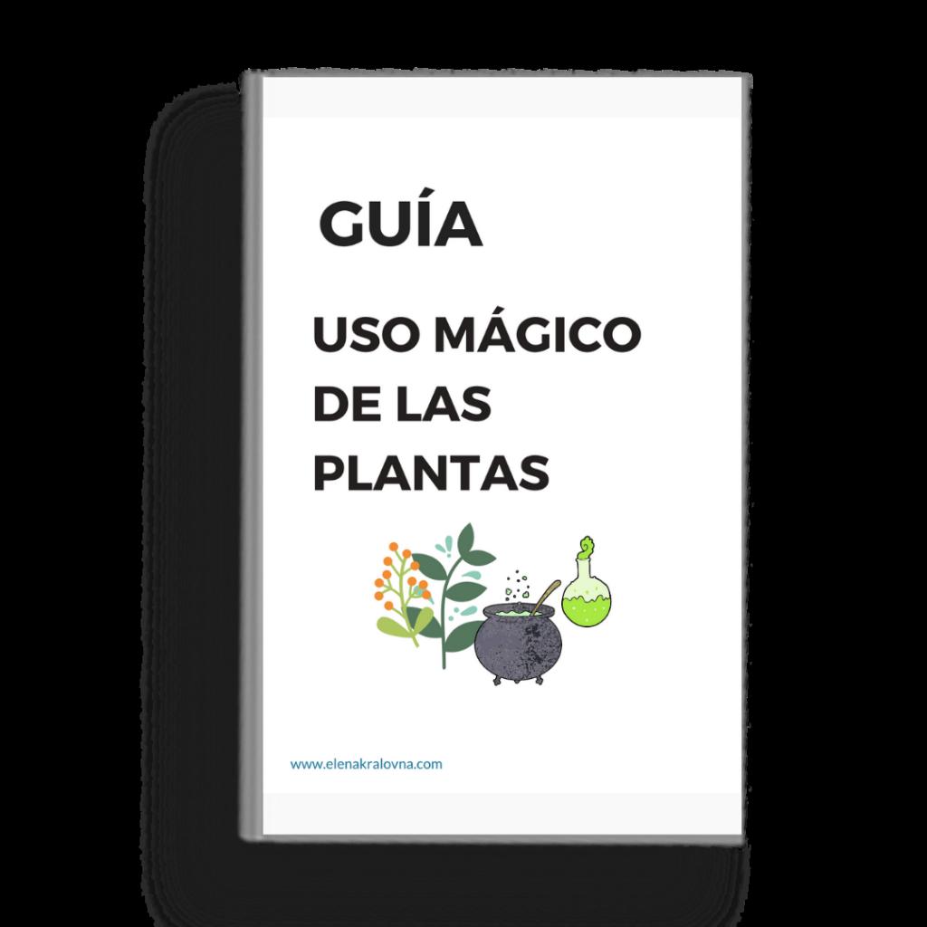 guía digital uso mágico de las plantas