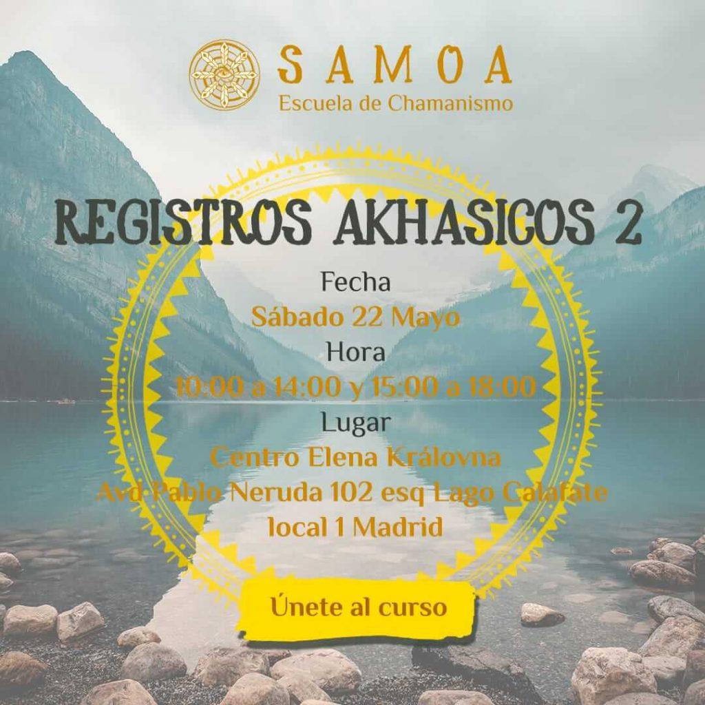 Curso de Registros Akáshicos nivel 2