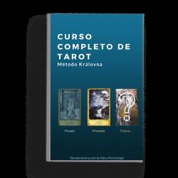 Curso completo de tarot Elena Královna formato digital